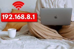 192.168.8.1 login